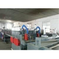 Buy cheap TH 5-30mm Wood Plastic Foamed Board Plastic Extrusion Machine product