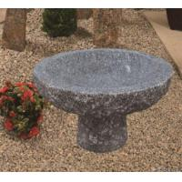 Buy cheap Outdoor Stone Bird Baths Statue product