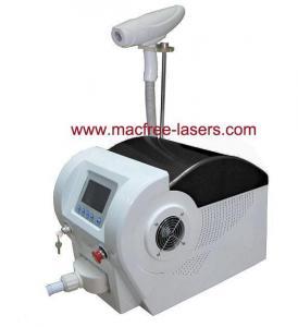 Buy cheap 毛の取り外しのための携帯用長い脈拍レーザー機械 product