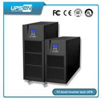Buy cheap High Frequency Single Phase 6-20kVA Online UPS with Ce Approve product