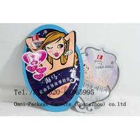 Buy cheap Irregular Shaped Personal Care Cosmetic Packaging Bags Standup Pouches product