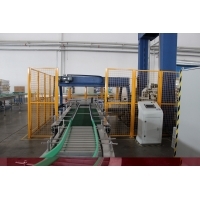 Buy cheap Easy Installation Industrial Automatic Palletizer Machine product
