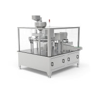 Buy cheap Doy Pack Rotary Bag 8.5KW Automated Packaging Machine product