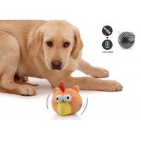Lifelike Battery Operated Plastic Pet Toy Ball Multi Colors For Boredom for sale