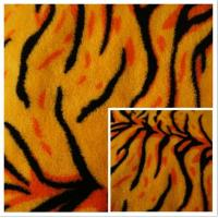 Buy cheap 100% Polyester Animal Print Coral Fleece Fabric product