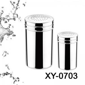 ステンレス鋼のペッパー ポット(XY-0703)