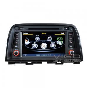 Buy cheap Mazda Sat Nav DVD GPS Navigation for Mazda CX-5 CX5 Autoradio Stereo  C223 product
