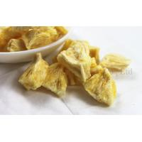 Buy cheap Long Term backpacking freeze dried food Pineapple Slices Fruit Snacks product