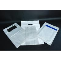 China Industrial LDPE Plastic Bags 100 Micron Thin Elastic Polyethylene Packaging on sale