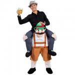Buy cheap El paseo adulto en la mascota animal de la mascota del macho viste Oktoberfest bávaro product
