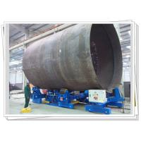Buy cheap Hydraulic Welding Turning Rolls Fit Up Rotator WIth High Speed from wholesalers