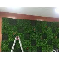 China 2017Hot sale factory price new designed high quality artificial plant wall/outdoor green plants on sale