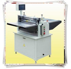 China Aluminum,Copper Foil/Films/Adhesive Tape Cutting Machine on sale