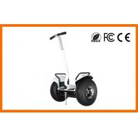 Buy cheap High speed Stand up adult Off Road Segway scooter With two wheel product