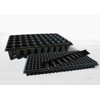 China Farm equipment New material 58*24 Poly-styrene seed tray,PS planting seed tray,nursery seed starter cell trays wholesale on sale
