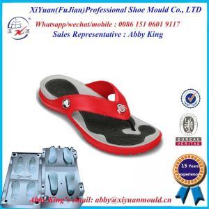 Buy cheap Fashional Eva Injection Beach Sandal Shoe mould, High Quality colorful EVA Shoe mold, product