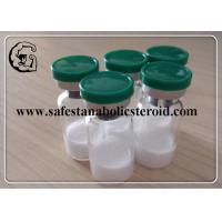 Buy cheap Elcatonin Human Growth Peptides CAS 60731-46-6 For Hypercalcemia & Osteoporosis product