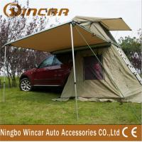 Buy cheap Car Side Awning Roof Top Tent and Awning 4wd 4X4 Camping Rack product