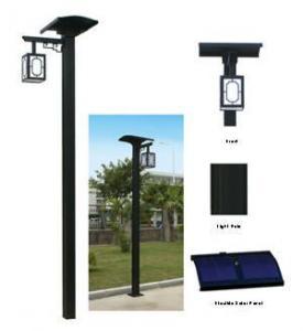 Buy cheap 6W Amorphous Flexible Solar LED Spot Light(Classical) product