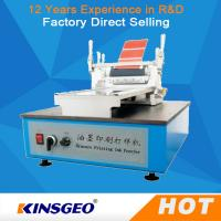 Buy cheap 120W Printing Coating Testing Machines Ink Proofer Repeatable Gravure 26kg with Size 500x425x350mm product