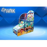 Buy cheap Redemption Capsule Prize Basketball Game Machine Coin Operated Ticket product