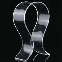 Buy cheap high clear acrylic headphone holder headset display holder product