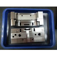Buy cheap Precision Customized EDM Machining Caride Parts of Sliders for Injection Mold from wholesalers
