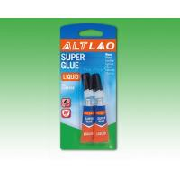Buy cheap Clear All-Purpose Super Glue For Instant Repair, 2 gram Tube product