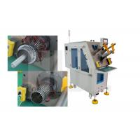 Quality High efficiency automatic compression motor stator coil winding inserter for sale