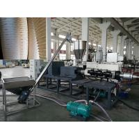 Buy cheap Double / Four Plastic Pipe Extrusion Machine , PVC Pipe Extrusion Line product