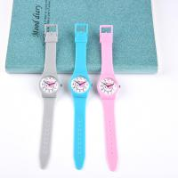 Buy cheap Colorful Kids Water Resistant Watches With Japan Original Battery product