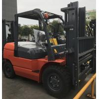 China 5000kg Counterbalance Forklift Truck With LED Working Lights 52KW Engine Power on sale
