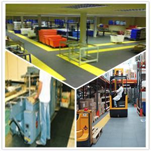 Buy cheap 3W Industrial Heavy Duty Flooring /Interlocking PVC garage flooring tiles flooring decking product