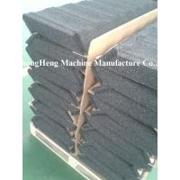 Quality Mould Pressing Roof Panel Roll Forming Machine For Coated Metal Roofing Tiles for sale