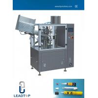 Buy cheap Pharmaceutical Use Automatic Tube Filling And Sealing Machine For Aluminum tube product