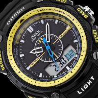 Buy cheap 3atm Stainless Steel Sport Wrist Watches With Japan Quartz Movement product