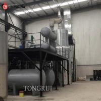 China Chongqing Experienced Used Motor Oil Distillation Oil Recycling Machine for Sale on sale