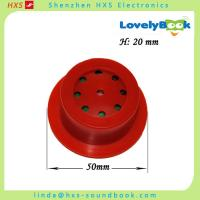 Buy cheap Round Mini Plush Toy Sound Module For Toy Made In China from wholesalers