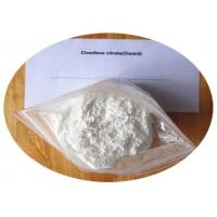 Buy cheap PCT Post Cycle Therapy Steroids Clomifene Citrate Powder For Bodybuilding Weight Loss product