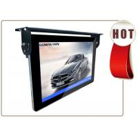Buy cheap DC 6V OEM Ipad 22 Inch Bus Digital Signage Ceiling mounted With LED Screen product