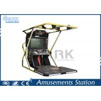 Buy cheap Amusement Arcade Dance Machine Coin Operated / Simulator Musical Game product