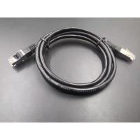 China 1M UTP High Speed Ethernet Cable , Gold Plated RJ45 Cat5e Cable on sale