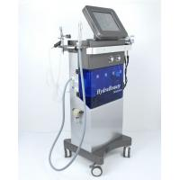 Buy cheap 9 IN 1 Hydro Dermabrasion Facial New Beauty Machine 250VA Max Output product
