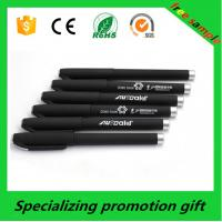 Buy cheap Plastic Binder Spray Advertising Ball Pen Promotional Stationery 14.6cm product
