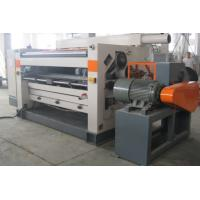 Buy cheap Single Facer Corrugated Cardboard Machine For Corrugated , Fingerless Type product