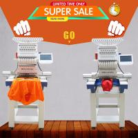 Buy cheap 2018 Industrial embroidery machine with best dahao system like tajima computer embroidery machine product