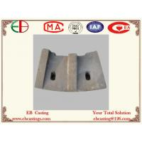 Buy cheap Φ32004500 Gold Mine Mill End Liners Wet Grinding Process High Mn Steel Liners ZGMn13Cr2Mo product