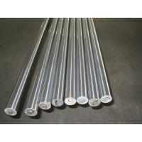Hydraulic Cylinder Hard Chrome Plated Piston Rod With 42CrMo For Hydraulic Machine