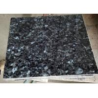 Buy cheap Natural Azul Blue Pearl Royal Polished Norway Blue 12X12 Granite stone tiles slabs product