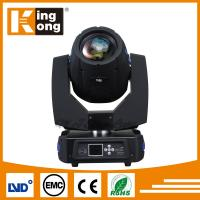 Buy cheap 230w 7R Sharpy LED Spot Moving Head Light 3 In 1 Effect With Hight Brightness Effect product